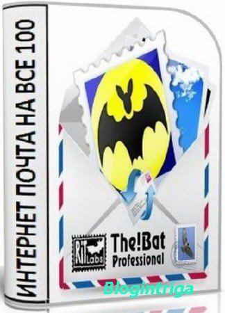 The Bat! Professional Edition 7.4.8 RePack / Portable by KpoJIuK