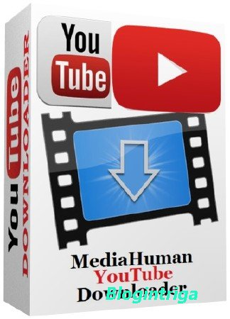 MediaHuman YouTube Downloader 3.9.8.8 Build 1102 ML/Rus