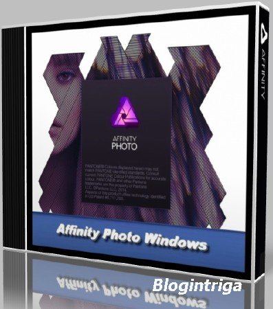 Serif Affinity Photo 1.5.1.54 Win64 Rus/ML Portable