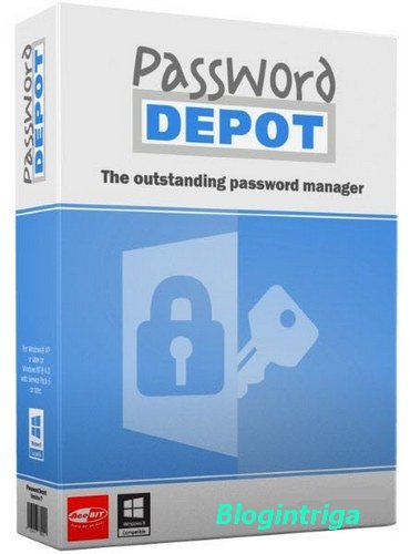 Password Depot Professional 10.0.6 (Rus/Eng) - менеджер паролей