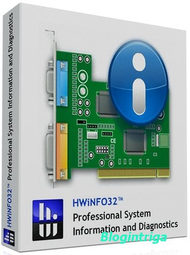 HWiNFO 5.45 Build 3080 Beta (x86/x64) Portable