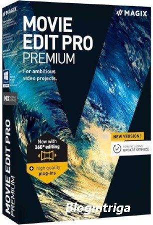 MAGIX Movie Edit Pro Premium 2017 16.0.3.64 + Rus