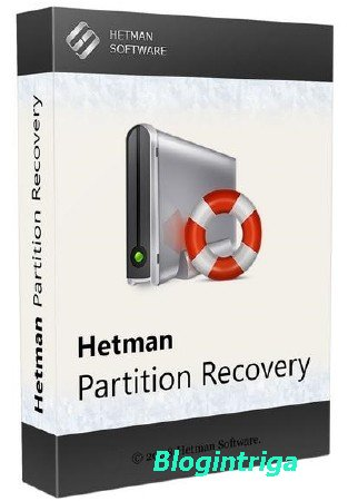 Hetman Partition Recovery 2.6 + Portable