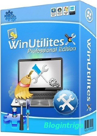 WinUtilities Professional Edition 14.00 DC 17.02.2017
