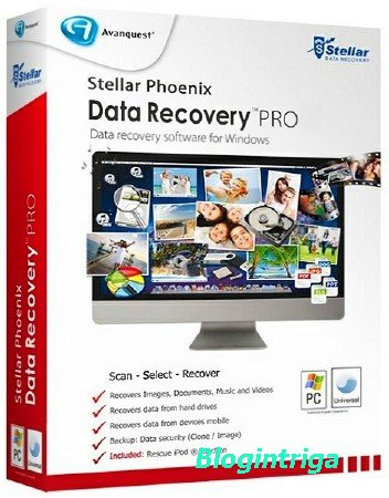 Stellar Phoenix Windows Data Recovery Professional 7.0.0.0