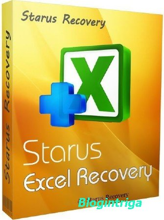 Starus Excel Recovery 2.4 + Portable