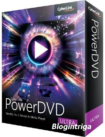 CyberLink PowerDVD Ultra 17.0.1418.60