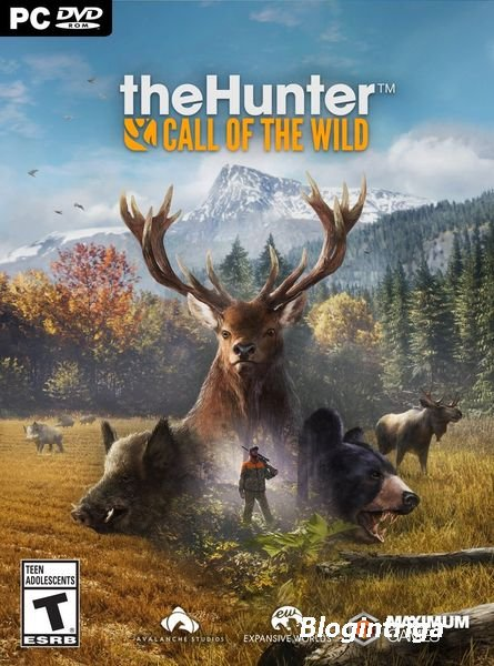 TheHunter: Call of the Wild v1.11 (2017/Rus/Eng/Multi8/PC) RePack от qoob