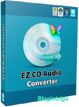 EZ CD Audio Converter 5.3.0.1 Ultimate + Portable