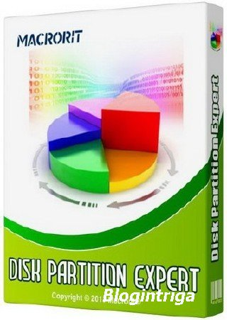Macrorit Disk Partition Expert 4.3.1 Unlimited Edition ML/Rus Portable