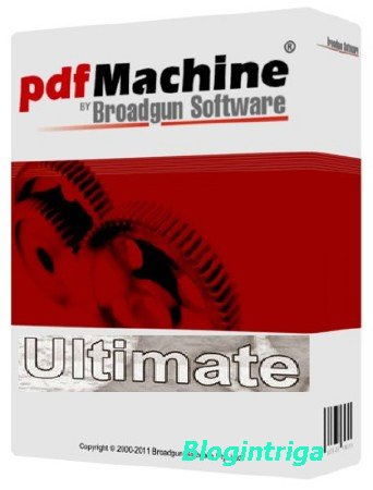 Broadgun pdfMachine Ultimate 14.97 + Rus + Portable