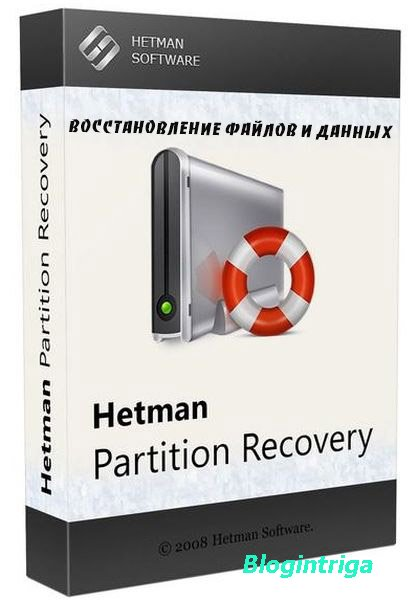 Hetman Partition Recovery 2.6 (2017/ Multi) Portable by kOshar