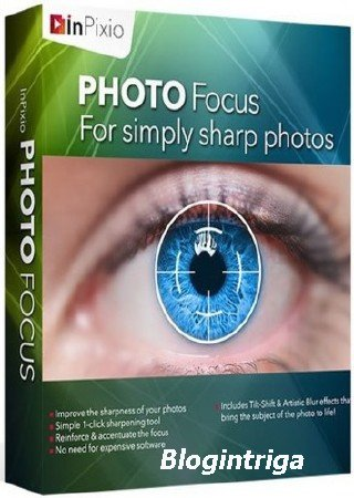 InPixio Photo Focus 3.6.6136 ML/Rus Portable