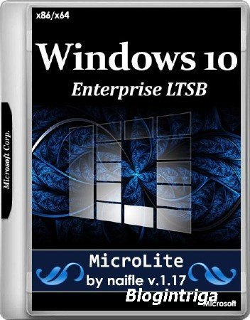 Windows 10 Enterprise LTSB 14393.726 x86/x64 MicroLite by naifle v.1.17 (RU ...