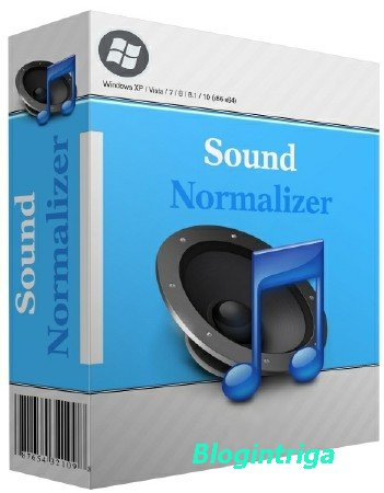 Sound Normalizer 7.6 Final