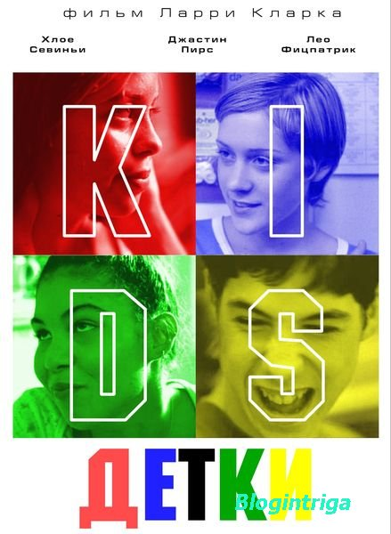 Детки / Kids (1995) BDRip 720p