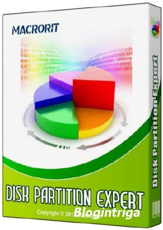 Macrorit Disk Partition Expert 4.3.4 Unlimited Edition Portable (Ml/Rus)