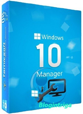 Windows 10 Manager 2.0.7 RePack/Portable by D!akov