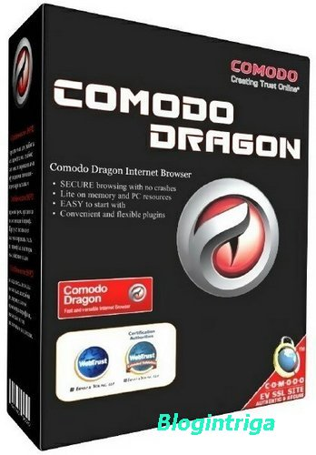 Comodo Dragon 55.0.2883.58 RC + Portable