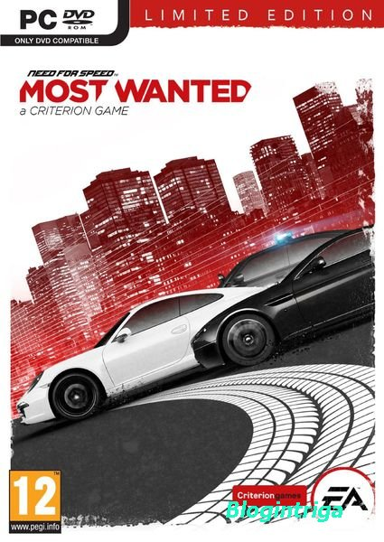 Need for Speed: Most Wanted. Limited Edition (2012/Rus/PC) RePack от Canek77