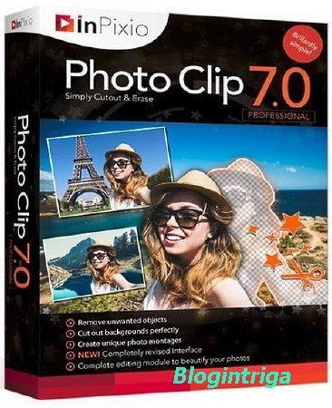 Avanquest InPixio Photo Clip Professional 7.5.0