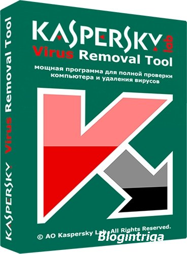 Kaspersky Virus Removal Tool 15.0.19.0 DC 20.03.2017 Portable