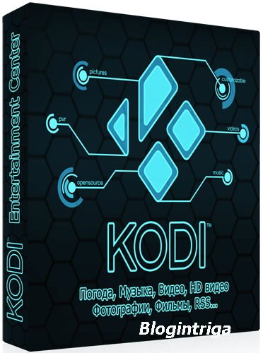 "KODI Entertainment Center 17.1 Final ""Krypton"" + Portable"