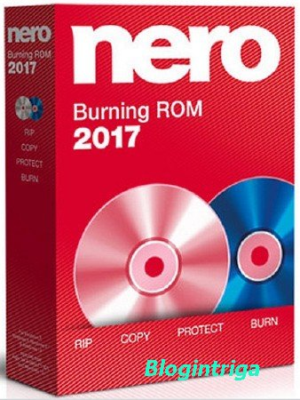 Nero Burning ROM & Nero Express 2017 18.0.19000 RePack by MKN