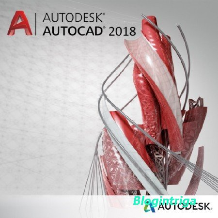 Autodesk AutoCAD 2018 by m0nkrus