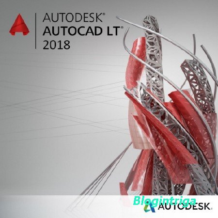 Autodesk AutoCAD LT 2018 by m0nkrus