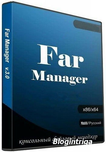 Far Manager 3.0.4923 (x86/x64) + Portable