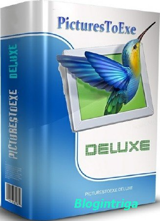PicturesToExe Deluxe 9.0.7
