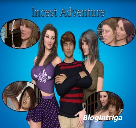 Incest Adventure Final version (2017/Eng/PC)
