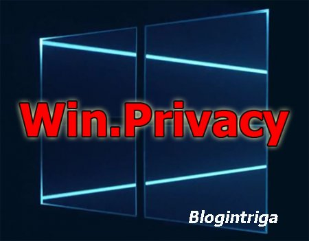 Win.Privacy 1.0.1.7 Portable