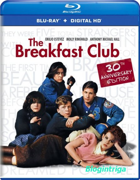Клуб Завтрак / The Breakfast Club (1985) BDRip-AVC