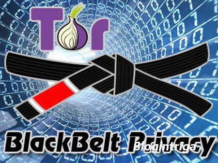 BlackBelt Privacy Tor + WASTE + VoIP 6.2017.03 Stable