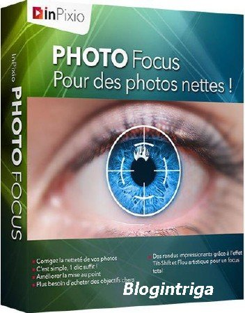 Avanquest InPixio Photo Focus 3.6.6282
