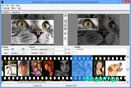 PhotoFilmStrip Portable 3.0.2 PortableApps