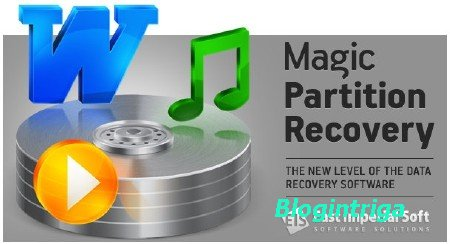 Magic Partition Recovery 2.6 DC 11.04.2017 + Portable