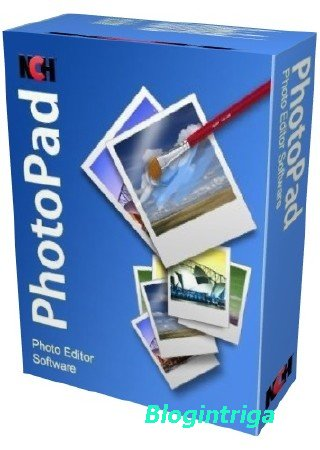 NCH PhotoPad Image Editor Pro 3.07 ML/Rus Portable