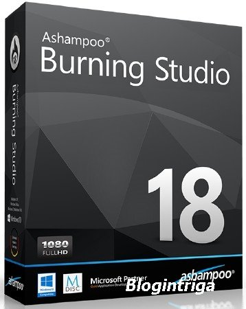 Ashampoo Burning Studio 18.0.4.15 DC 25.04.2017