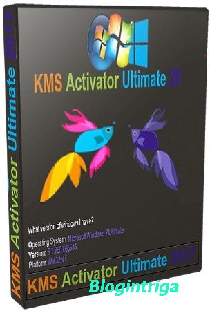 Windows KMS Activator Ultimate 2017 3.3