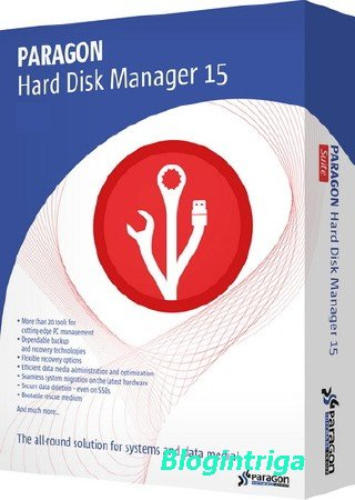 Paragon Hard Disk Manager 15 Premium | Professional 10.1.25.813 RePack by D ...
