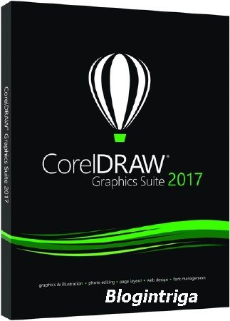 CorelDRAW Graphics Suite 2017 19.0.0.328 HF1 RePack by KpoJIuK