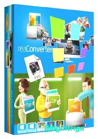 ReaSoft Development reaConverter Pro 7.312 Portable