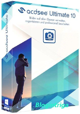 ACDSee Ultimate 10.4 Build 912 Rus Portable by SamDel