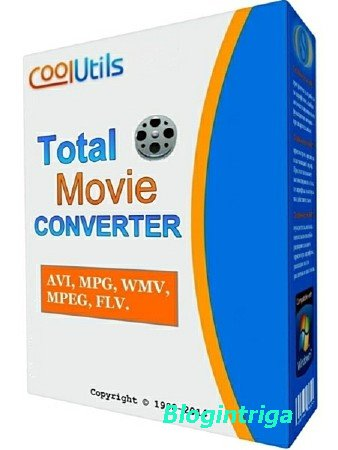 Coolutils Total Movie Converter 4.1.0.26