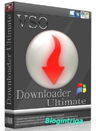 VSO Downloader Ultimate 5.0.1.40