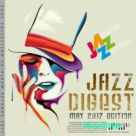 Jazz Digest May Edition (2017)