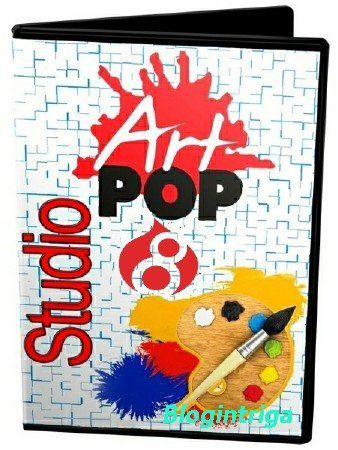 Pop Art Studio 9.0 Batch Edition